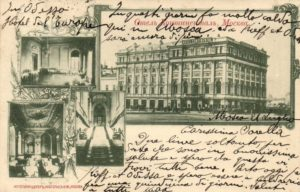 1897 Hotel Continental