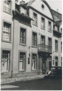 1883-1884 منزل غوستاف ماهلر كاسل - Obere Karlsstrasse رقم 17
