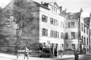1885-1885 House Gustav Mahler Kassel - Wolfsschlucht No. 13