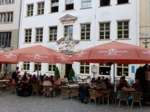 Café Zum Arabischen Coffe Baum