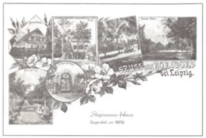 House Max Staegemann - Borsdorf