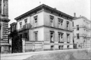 House Max Staegemann - Moscheles Strasse No. 9