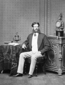 Albert Salomon von Rothchild (1844-1911)