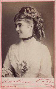 Adelina Patti (1843-1919)