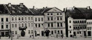 مكتب البريد (Masarykovo 68-14)