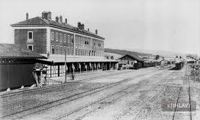 Estación de tren de Jihlava