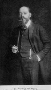 موريس بومفيلد (1868-1913)