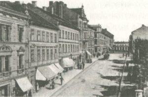 House Krzyzanowski (Nadrazni ulice No. 542)
