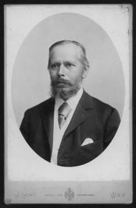 August Plappart von Leenheer (1836-1907)