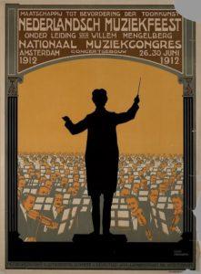 Musical societies around 1880