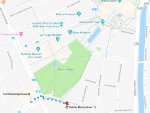 Amsterdam Royal Concertgebouw Orchestra (RCO) House