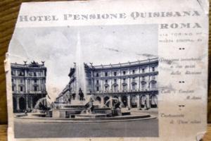 1910 Hotel Quisisana