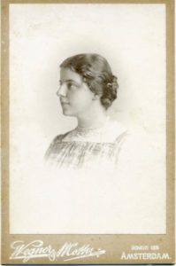 Johanna Jongkindt (1882-1945)
