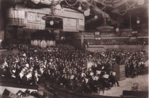 1912 Concierto Berlín 17-05-1912 - Sinfonía n. ° 8