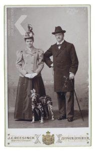 جان دودوك فان هيل (1867-1930)