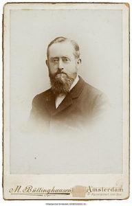Jerome Alexander Sillem (1840-1912)