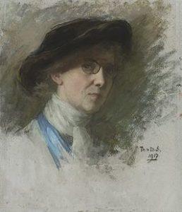 泰瑞斯·施瓦兹(ThérèseSchwartze)(1851-1918)