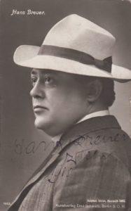 هانز بروير (1869-1929)