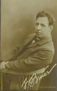 فرانز بوكار (1861-1926)