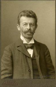Richard Dehmel (1863-1920)