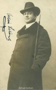 Julius Lieban (1857-1940)
