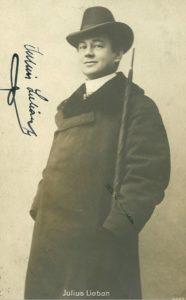 يوليوس ليبان (1857-1940)