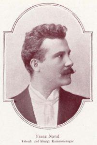 Franz Naval (1865-1939)
