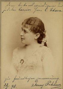 Jenny Pohlner (1863-1952)