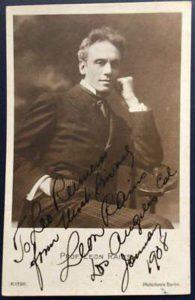 レオン・レインズ(1870-1954)