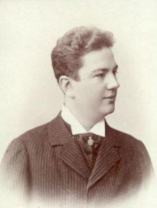 エルンスト・ワッチャー(1872-1931)
