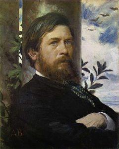 阿诺德·博克林(1827-1901)