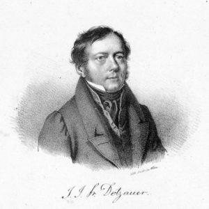 Justus Friedrich Dotzauer (1783-1860)