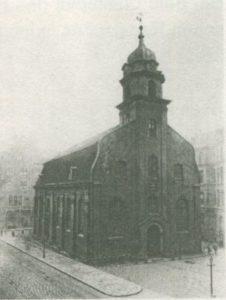 St. Michael's church small