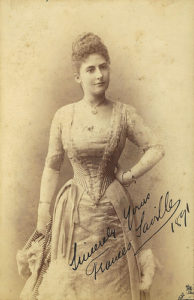 Frances Saville (1862-1935)