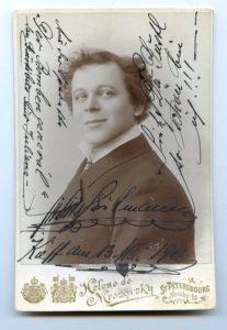 جوليوس سبيلمان (1866-1920)