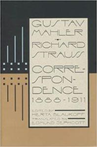 Correspondencia de Mahler Strauss