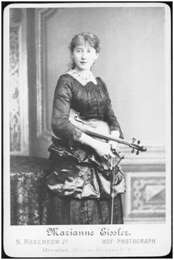 أخوات إيسلر (1855-1972)