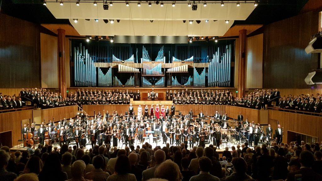 Performance London Philharmonic Orchestra, Vladimir Jurowski, 2017