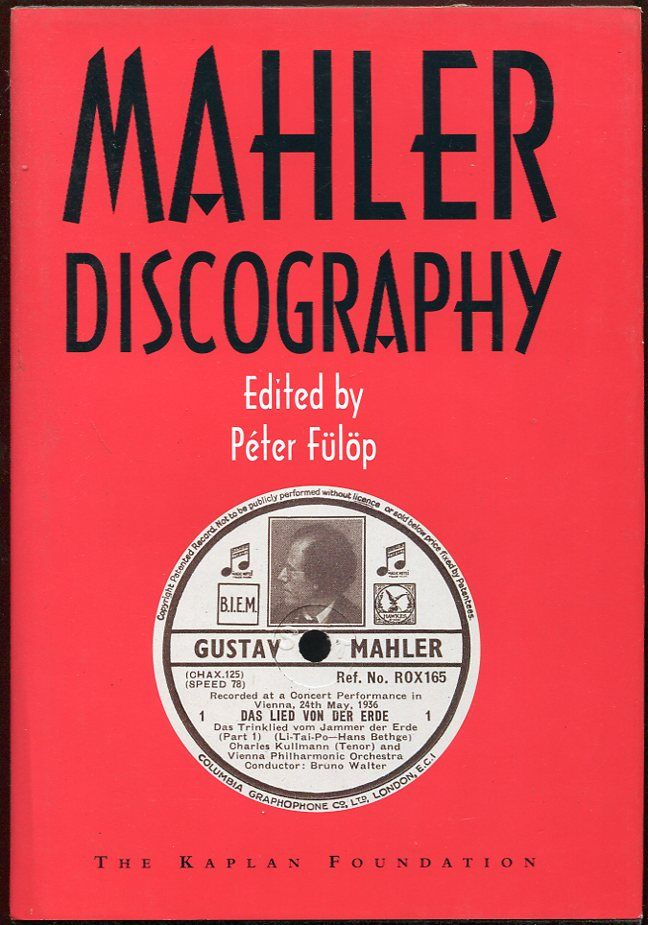 Mahler Discography