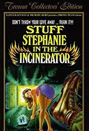 Zeug Stephanie in der Verbrennungsanlage
