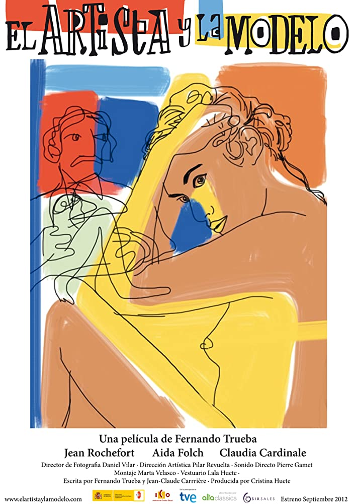 Der Künstler und das Model