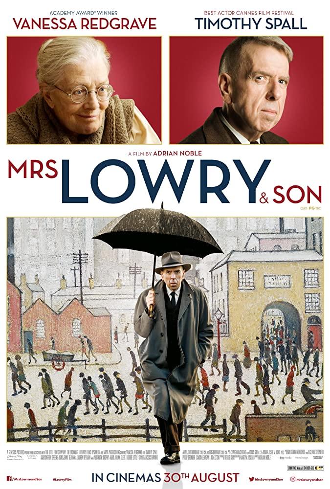 Mrs. Lowry und Sohn