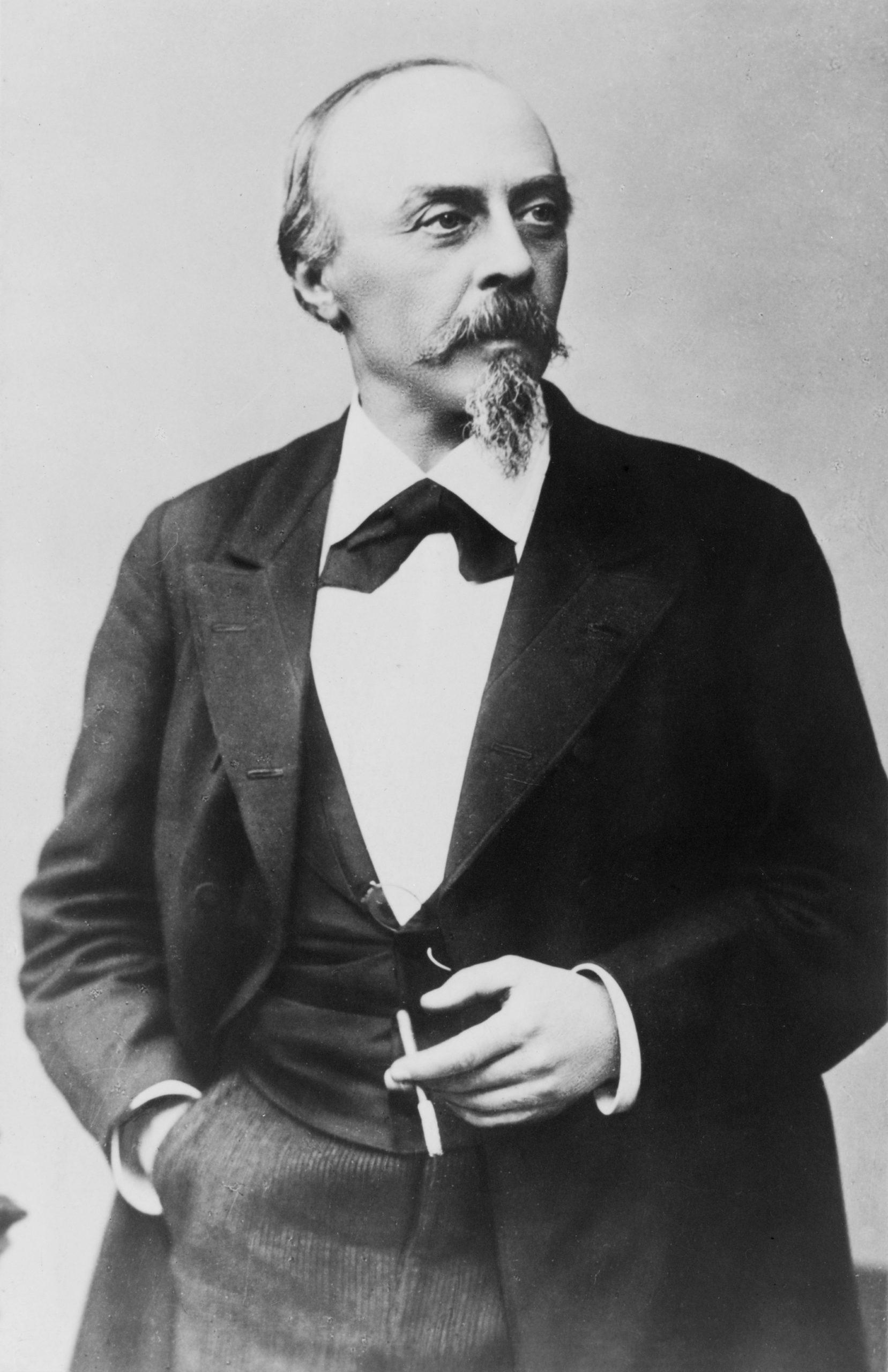 Hans von Bulow (1830-1894)
