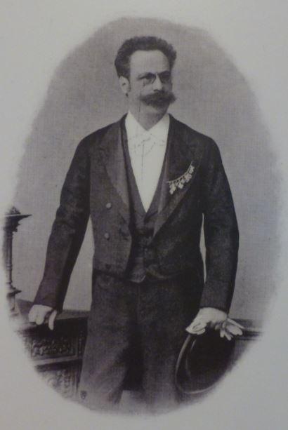 Bernhard Pollini (1838-1897)