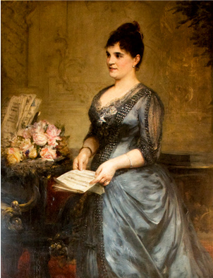 Marcella Sembrich (1858-1935)