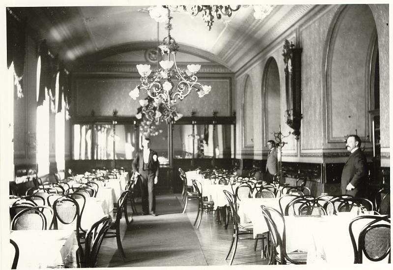 1890 Hotel Continental
