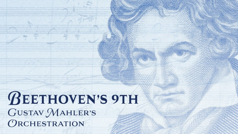 Beethoven's 9th, Gustav Mahler's Orchestration